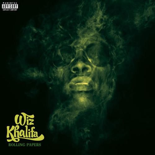 wiz khalifa rolling papers album cover. The album artwork for Wiz
